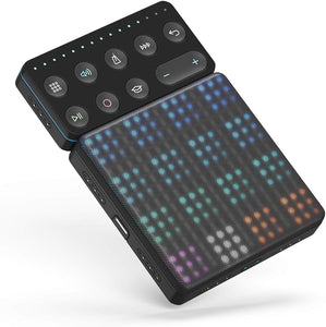 ROLI | Beatmaker Kit - Wireless, Expressive Beat Making Bundle| Finger Drum and Create Dynamic Melodies on Lightpad Block, Access Production Controls With Loop Block | Learning Software Included