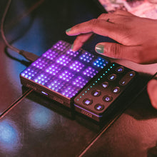 Load image into Gallery viewer, ROLI | Beatmaker Kit - Wireless, Expressive Beat Making Bundle| Finger Drum and Create Dynamic Melodies on Lightpad Block, Access Production Controls With Loop Block | Learning Software Included