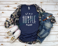 Stay Humble - 043