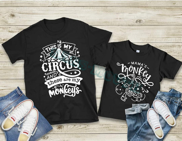 Circus Monkey/Little Monkey (Adult) - 033