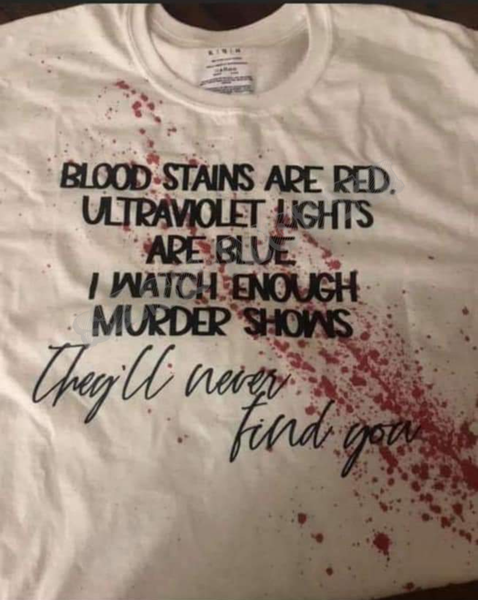 Blood Stains - 098