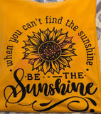 Be The Sunshine - M