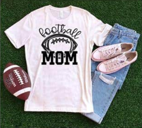 Football Mom - F - FS