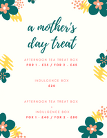 Mother's Day Afternoon Tea for Two - 13th/14th March