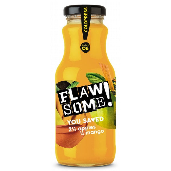 Flawsome! Apple & Mango Juice (Various Sizes)