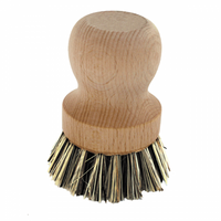 Wooden Pots & Pans Scrubbing Brush