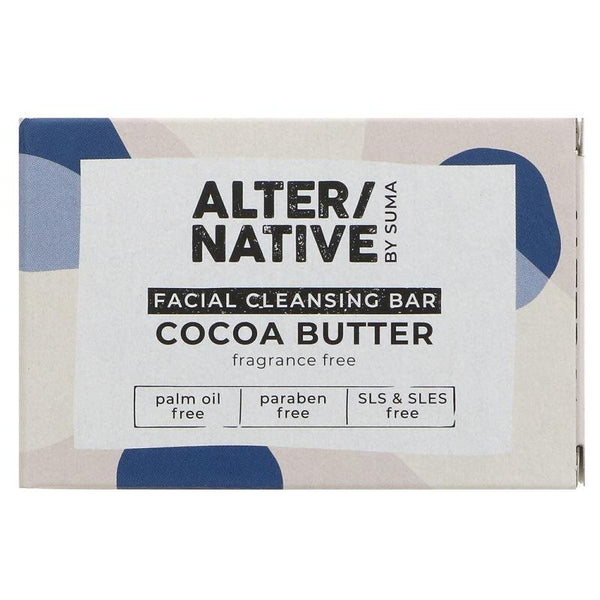 Cocoa Butter Facial Cleansing Soap Bar