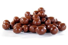 Chocolate Covered Peanuts (per 100g)