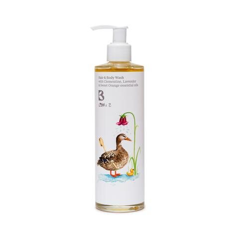 Bramley Little B Hair & Body Wash for Kids -Refill