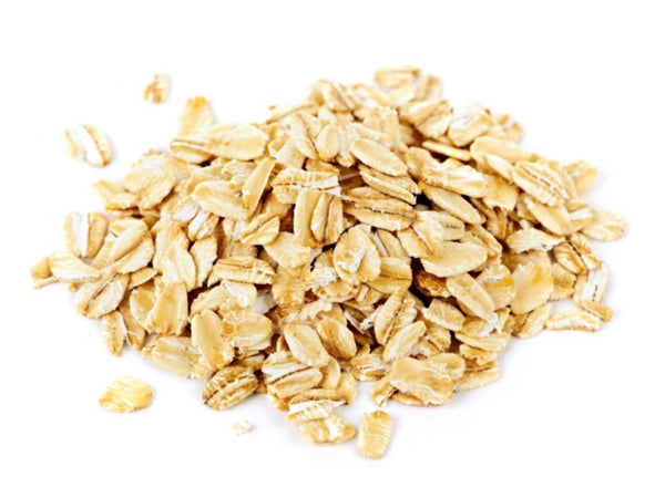 Organic  Rolled Porridge Oats (per 100g)