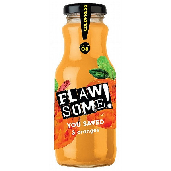 Flawsome! Orange Juice (Various Sizes)