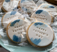 Fathers Day Biscuit