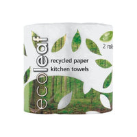 Ecoleaf 100% Recycled Paper Kitchen Roll