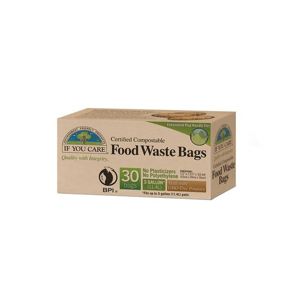 If You Care Composable Food Waste Bags