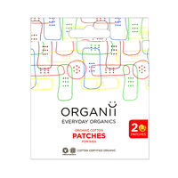 Organic Cotton Plasters 20 Pack