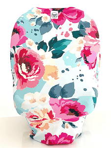 Capsule Cover | Floral