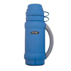 THERMOS FLASK 1L BLUE