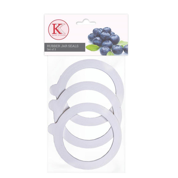 KATES JAR SEALS SET 3