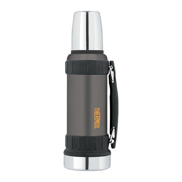 WORK INSULATED FLASK 1.2L GUNMETAL GREY