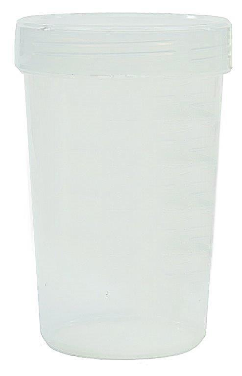 SNAZZEE TALL ROUND CONTAINER 750 ML