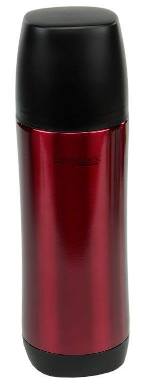 S/S THERMO CAFE FLASK 1 LT RED