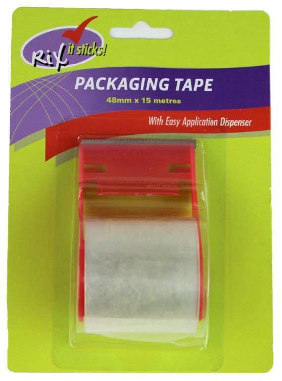 PACKAGING TAPE 48MM X 15M