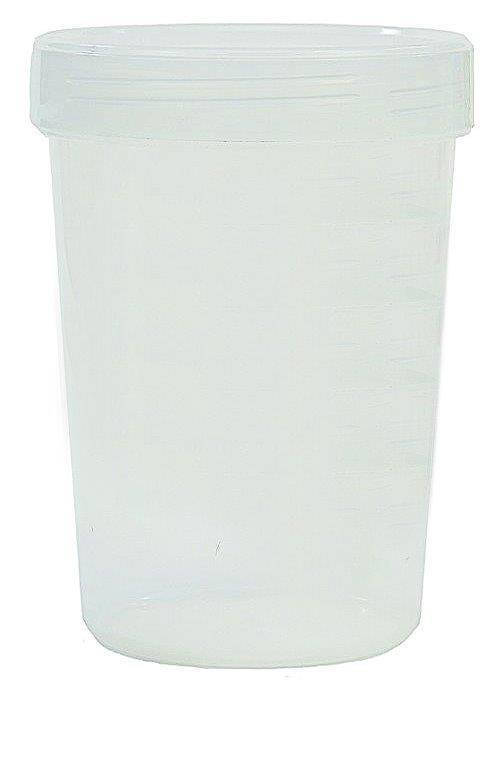 SNAZZEE TALL ROUND CONTAINER 2 LT