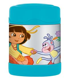 DORA S/S INSULATED FOOD JAR