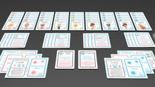 Load image into Gallery viewer, Curin'Covid | The Card Game (4-Player Set)
