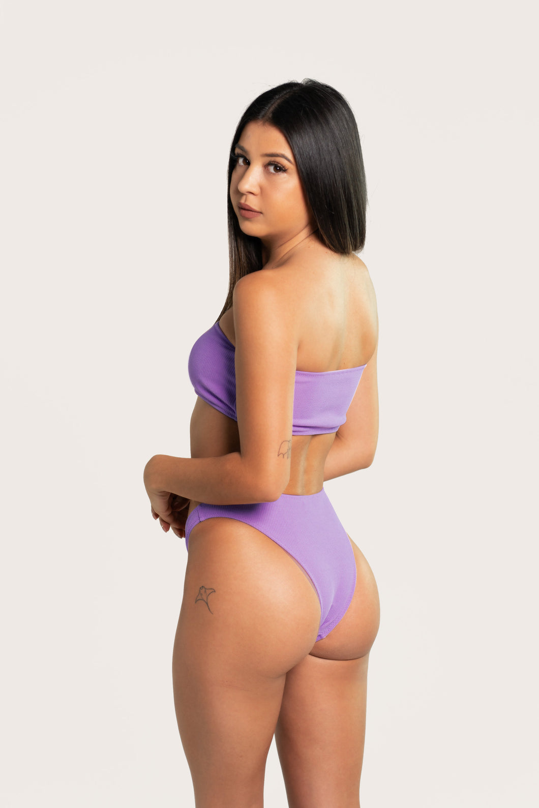 Aruba Purple Bottoms