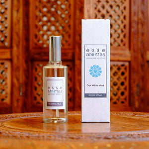 Room Spray - Oud White Musk