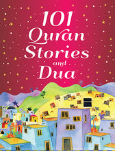 Load image into Gallery viewer, 101 Quran Stories and Dua (Hardback)