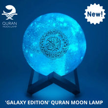 Load image into Gallery viewer, Galaxy Moon Lamp