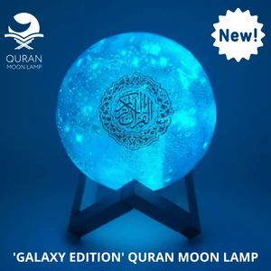 Galaxy Moon Lamp