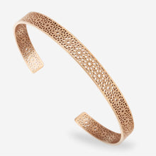 Load image into Gallery viewer, Ajman Cuff - Rose Gold