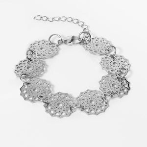 Marrakesh Bracelet - Stainless Steel