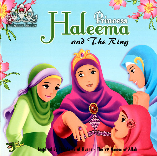 Princess Haleema And The Ring (Princess Series)