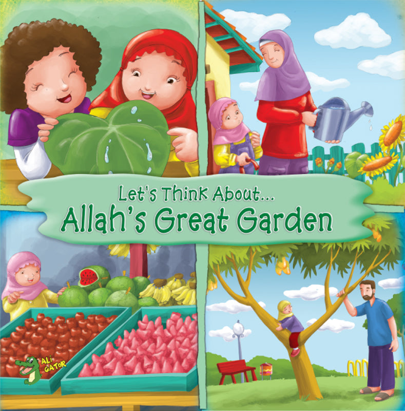 Let's Think About… Allah's Great Garden (Let's Think About Series)