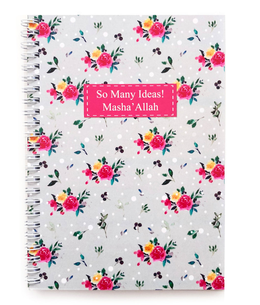 So Many Ideas! Masha'Allah - Wiro Notebook