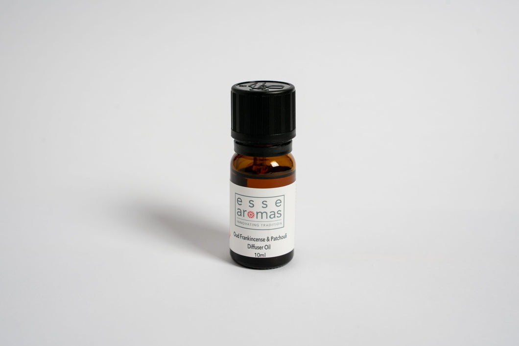 Diffuser Oil - Frankincense & Patchouli