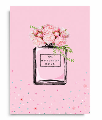Muslimah Boss - Perfect Bound Notebook
