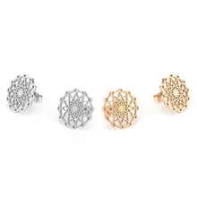 Load image into Gallery viewer, Marsa Earring - Rose Gold
