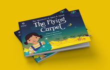 Load image into Gallery viewer, The Flying Carpet Storybook (Paperback)