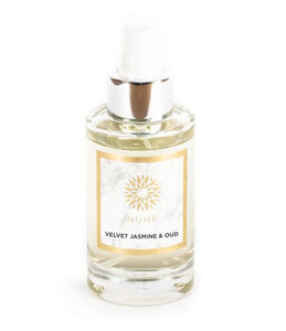 Nuhr Home - Room Spray - Velvet Jasmine and Oud