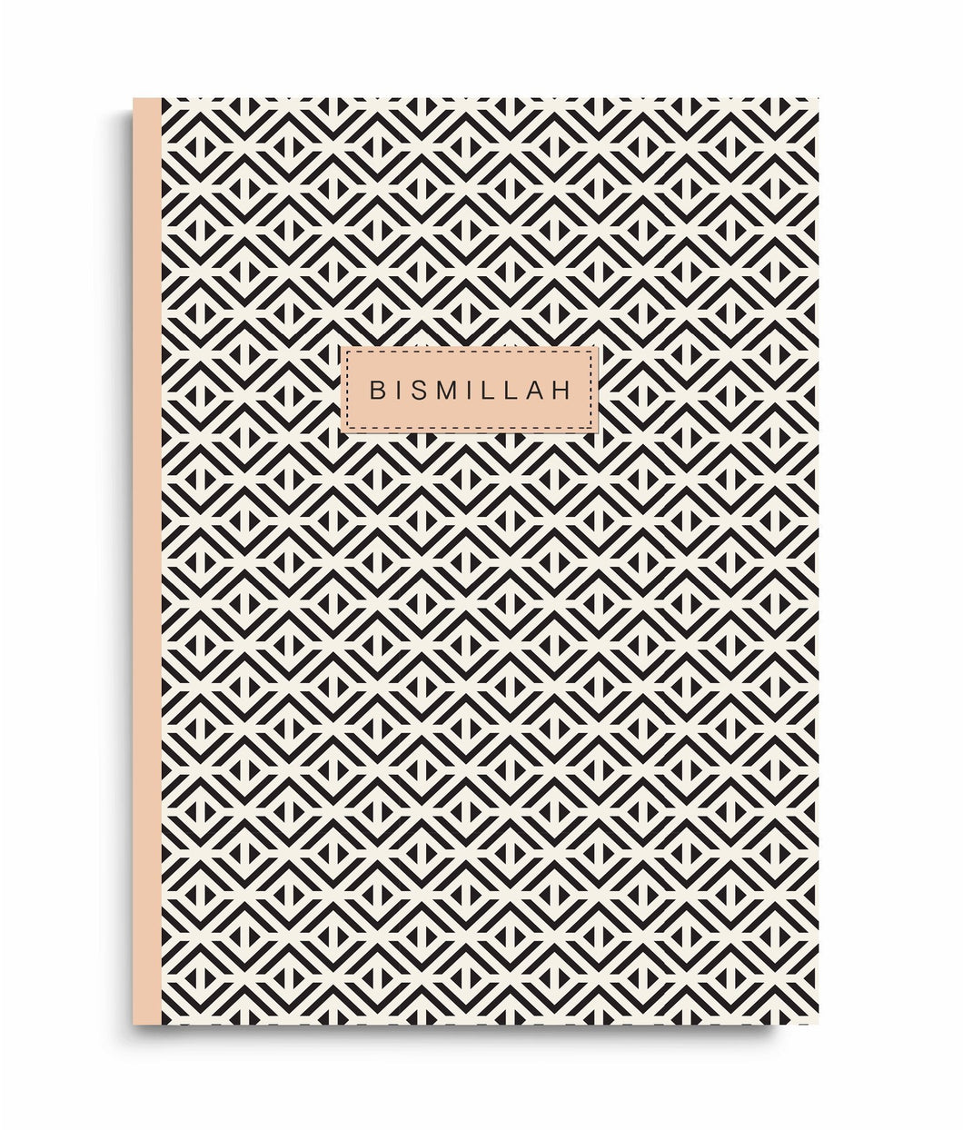 Bismillah Beige - Perfect Bound Notebook - Salam Occasions - Islamic Moments