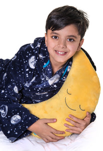 My Quran Moon Pillow - Yellow