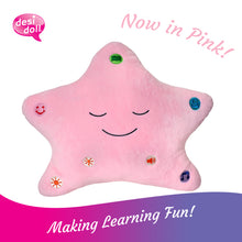 Load image into Gallery viewer, My Dua Star Pillow - Pink
