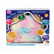 Load image into Gallery viewer, My Dua' Pillow – Candyfloss Special Edition