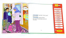 Load image into Gallery viewer, Don't Forget To Say Bismillah - Sound Book - Salam Occasions - Desi Doll Company