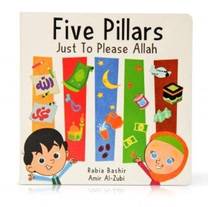 Five Pillars Just To Please Allah - Salam Occasions - Kube Publishing